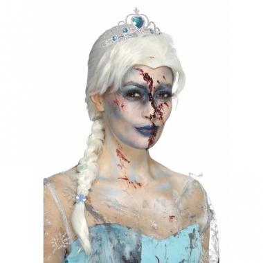 Zombie ijsprinses pruiken voor dames