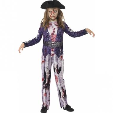 Zombie piraat pak voor meiden