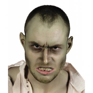 Zombie verkleed gebit voor volwassenen