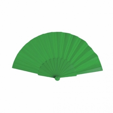 Zomerse waaier groen 23 cm