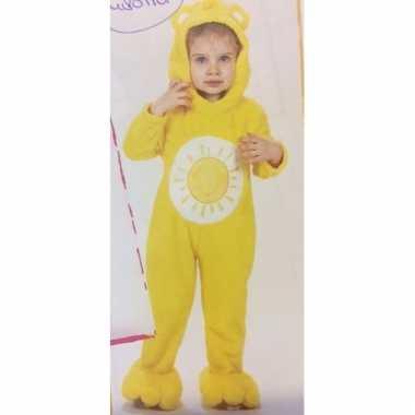 Zonnebeer kostuum voor meisjes