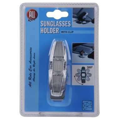 Zonnebrillenklem voor in de auto