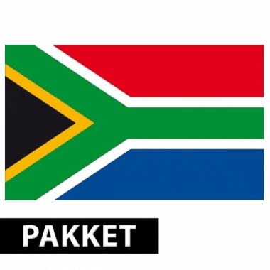Zuid afrika versiering pakket