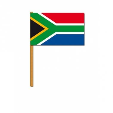 Zuid afrika zwaaivlaggetjes