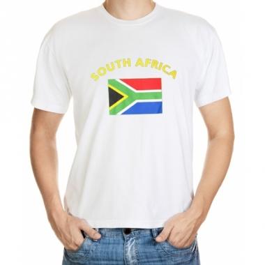 Zuid-afrikaanse vlag t-shirts