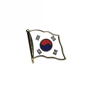 Zuid koreaanse vlag broche