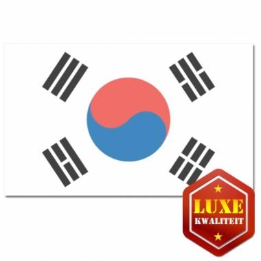 Zuid koreaanse vlag goede kwaliteit