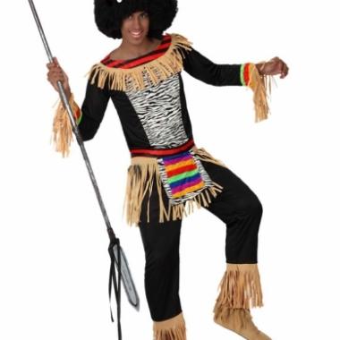 Zulu outfits voor heren