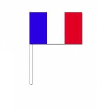 Zwaaivlaggen frankrijk