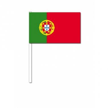 Zwaaivlaggen portugal