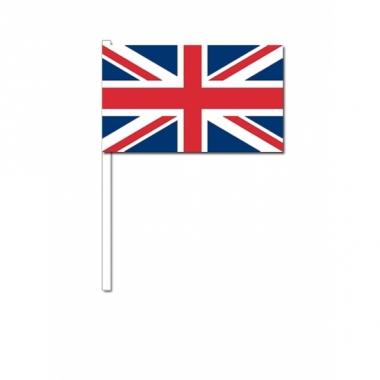 Zwaaivlaggen verenigd koninkrijk