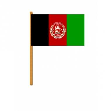 Zwaaivlaggetje van afghanistan