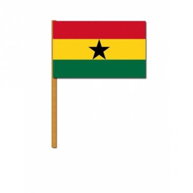 Zwaaivlaggetje van ghana