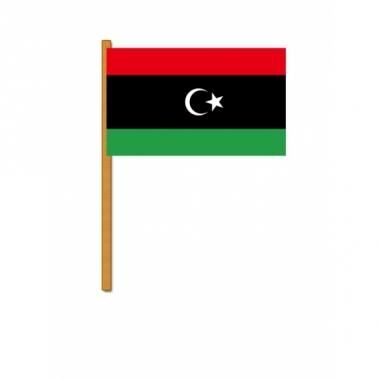 Zwaaivlaggetje van libie