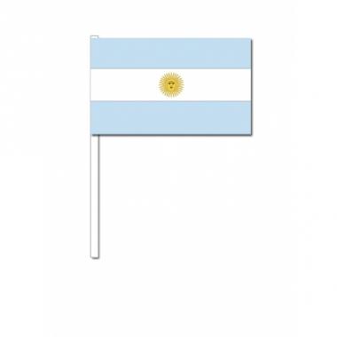 Zwaaivlaggetjes argentinie