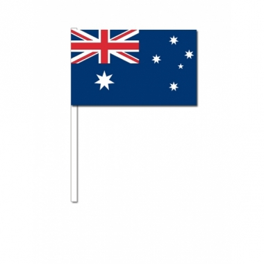 Zwaaivlaggetjes australie
