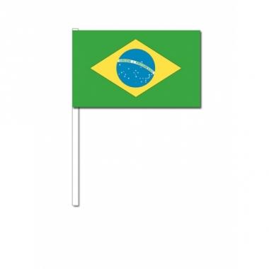 Zwaaivlaggetjes brazilie