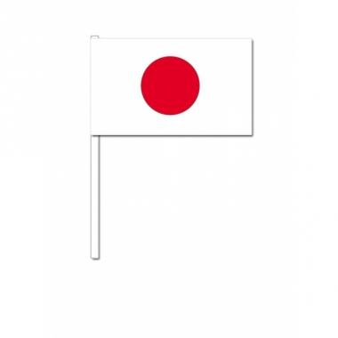 Zwaaivlaggetjes japan