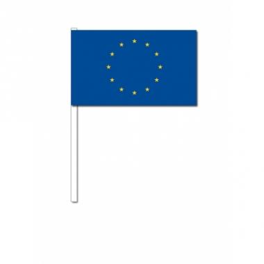 Zwaaivlaggetjes met europa logo