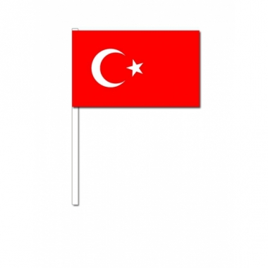 Zwaaivlaggetjes turkije