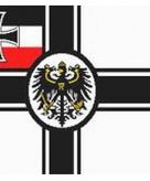 1e wereld oorlog vlag duitsland