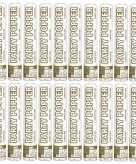 20x confetti kanon mix goud zilver 26 cm 10133670