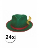 24x oktoberfest tiroler hoedje