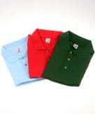 3 pak grote maten polo t-shirts