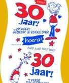 30 jaar toiletpapier man
