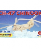 3d puzzel chinook ch 47