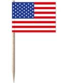 500 amerikaanse prikkertjes