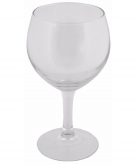 6 stuks witte wijn glazen 41 cl