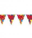 85 verjaardag slingers 10 meter