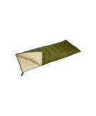 Abbey camp slaapzak 210 x 85 cm legergroen