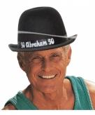 Abraham pop hoedje