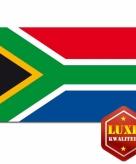 Afrikaanse vlag zware kwaliteit