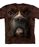 All over print t-shirt met boxer