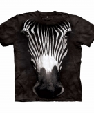 All over print t-shirt met zebra 10090049