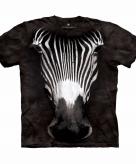 All over print t-shirt met zebra 10090049