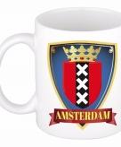 Amsterdam souvenirs mok beker 300 ml
