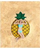 Ananas roundie 150 cm