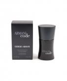 Armani code edt 30 ml geurtje