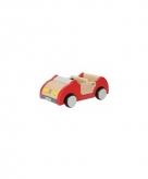 Auto voor poppenhuis 7 delig