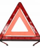 Autopech gevaren driehoek