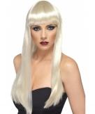 Barbie dames pruiken blond