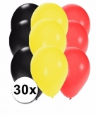 Belgisch ballonnen pakket 30x