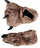 Berenpoot pantoffels voor dames