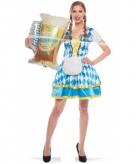Bierfeest jurkje met beieren print