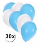 Bierfeest thema ballonnen pakket 30 stuks