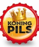 Bierflesopener koning pils
